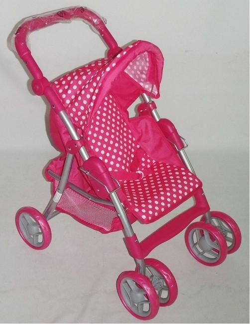 Športový kočík pre bábiky Baby Mix 9352-M1422