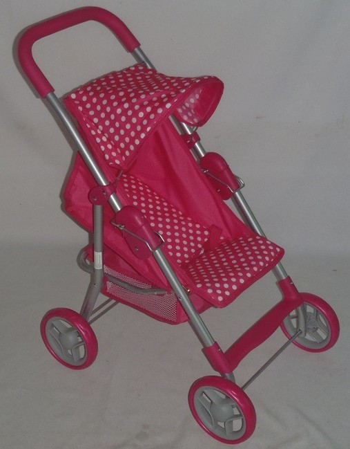 Športový kočík pre bábiky Baby Mix 9353-M1422