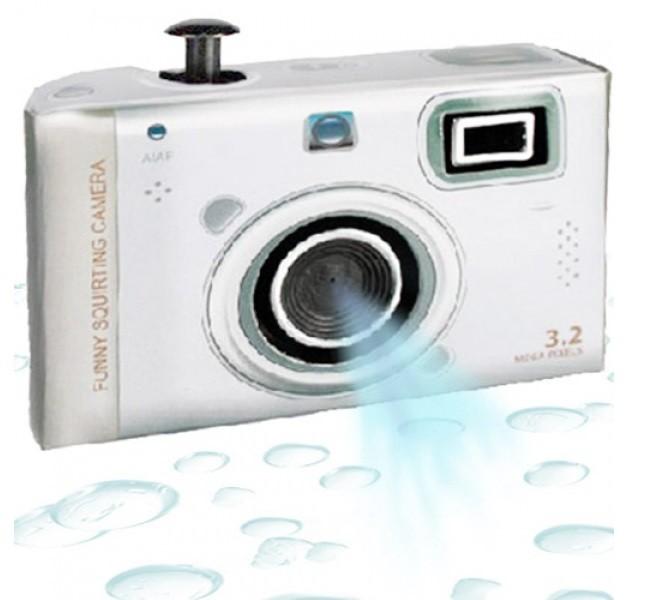 Striekací Fotoaparát