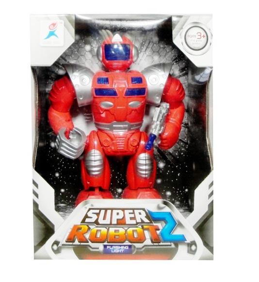 Super robot 2 na batérie