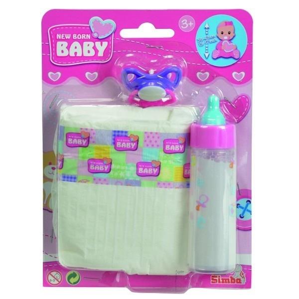 Súprava pre bábiky - bábätka SIMBA