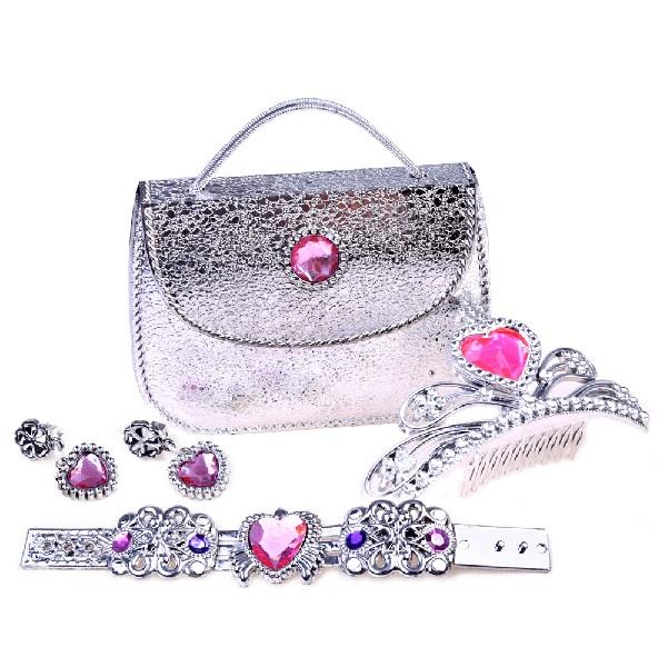 Súprava šperkov malej princeznej