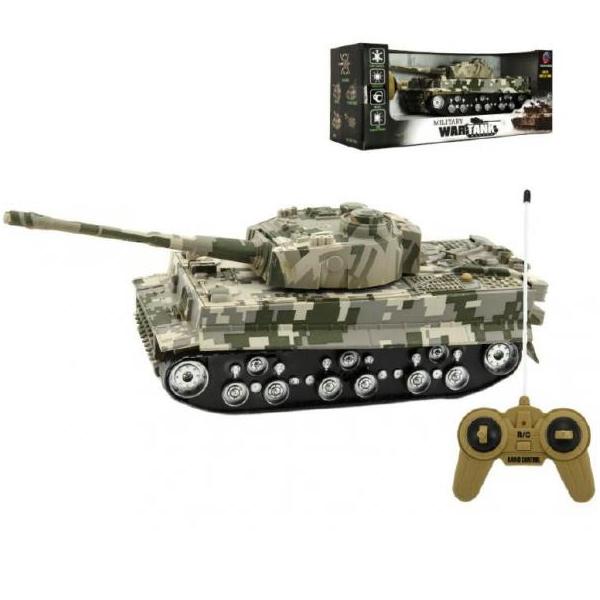 Tank TIGER na diaľkové ovládanie