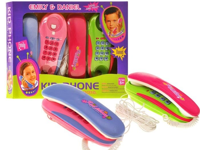 Telefónna súprava Intercom