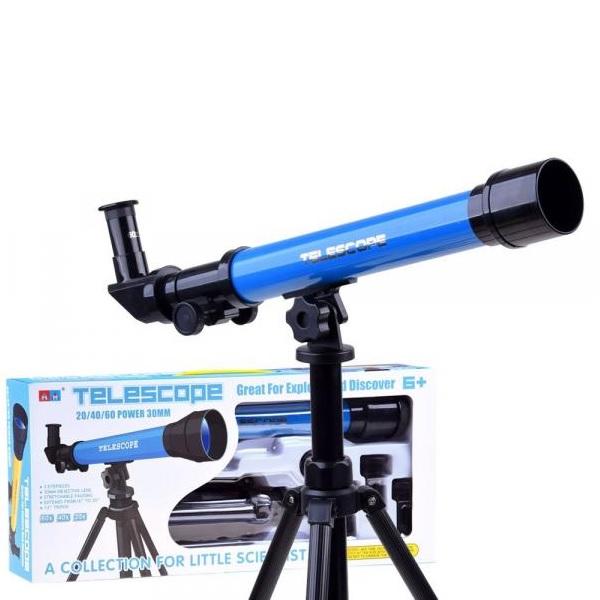 Teleskopický ďalekohľad na stative