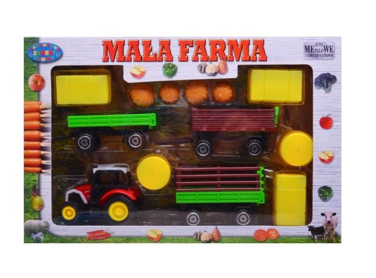 Traktor-Malá farma