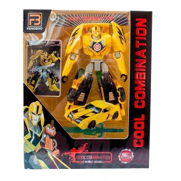 Transformers - autorobot COOL COMBINATION