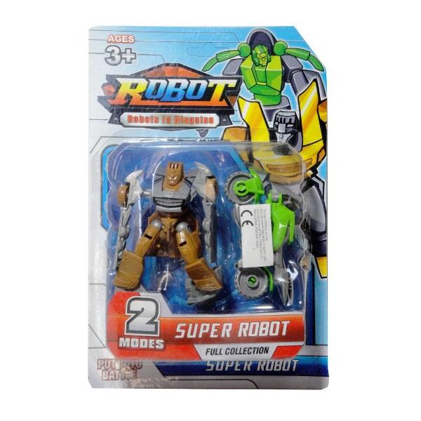 Transformers robot motorka