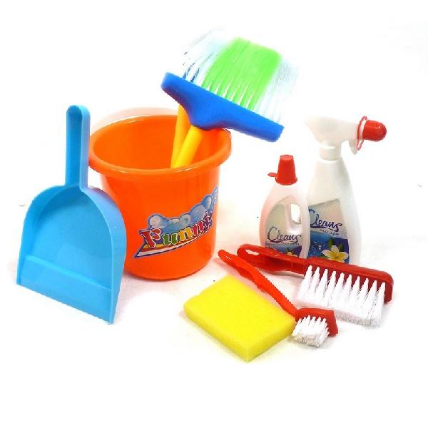Upratovacia súprava pre deti 9 dielna