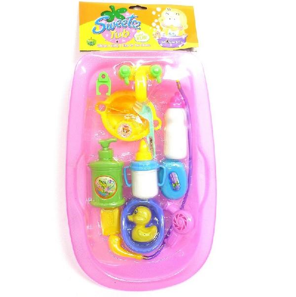 Vanička pre bábiky s doplnkami