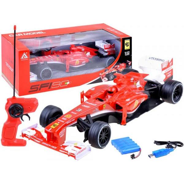Veľká formula F1 na diaľkové ovládanie