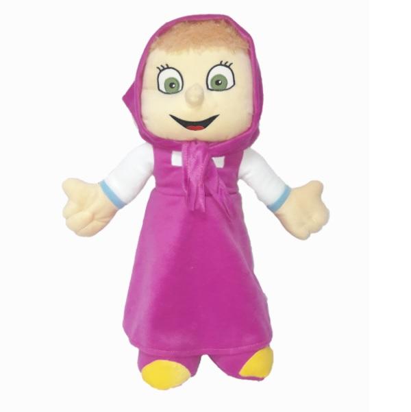 Veľká plyšová bábika Máša