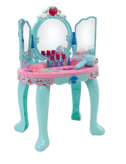Veľký toaletný stolík malej princeznej