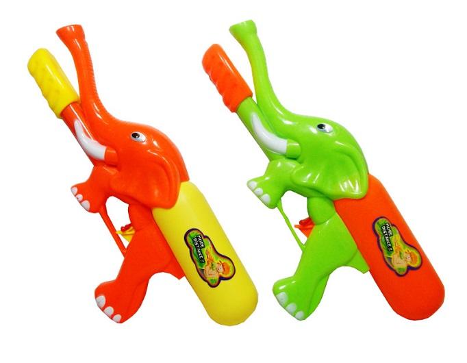 Vodná pištoľ - slon