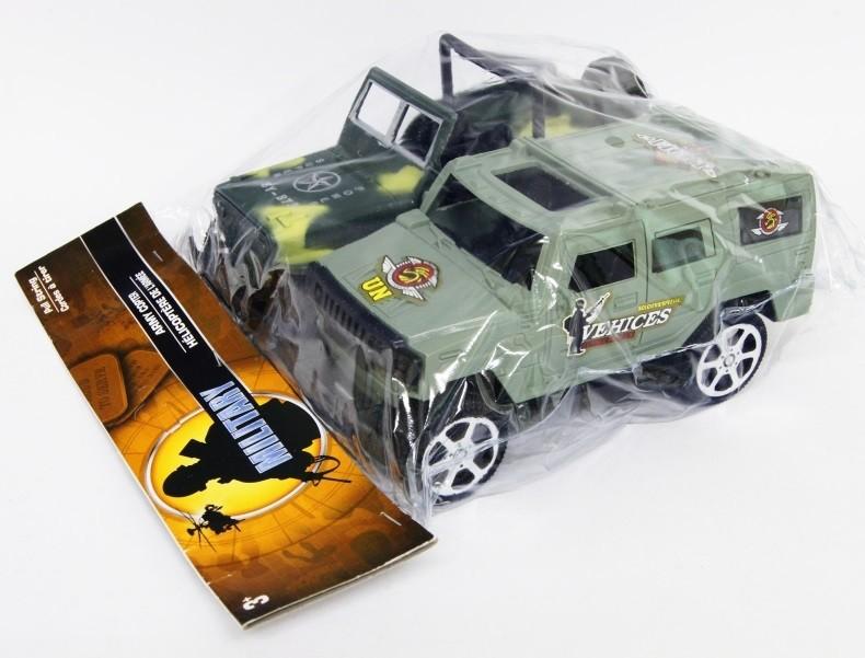 Vojenské autá terénne 16 cm