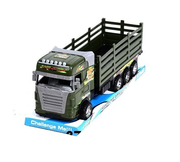 Vojenské auto nákladné