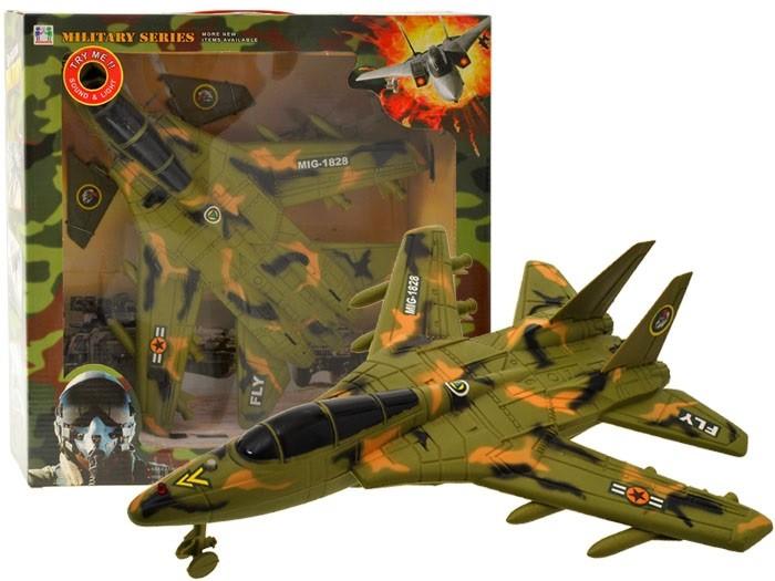 Vojenské bojové lietadlo