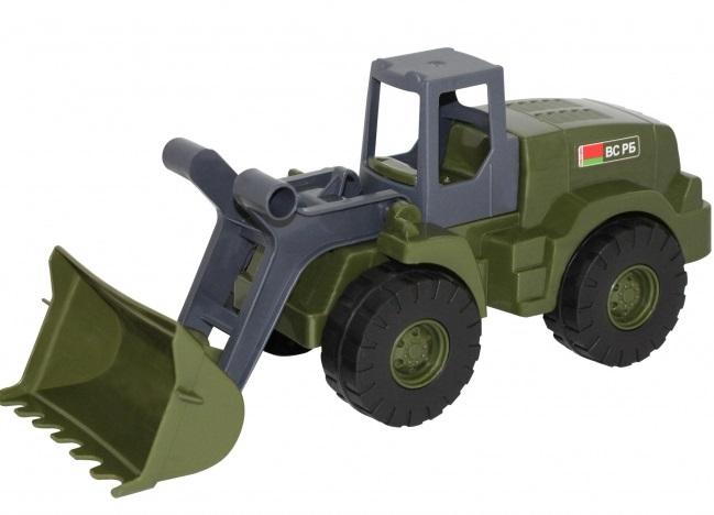 Vojenský nakladač 32 cm