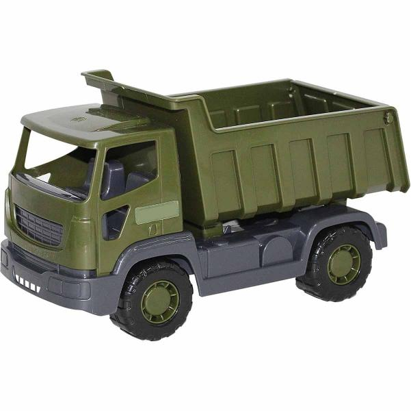 Vojenský sklápač - auto do piesku