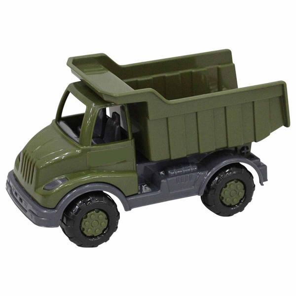 Vojenský vyklápač - auto do piesku