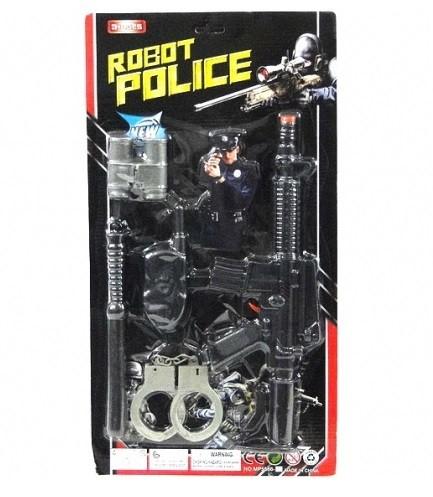 Výbava malého policajta