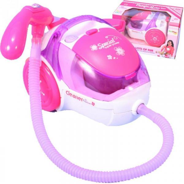 Malý vysávač pre deti Super Cleaner