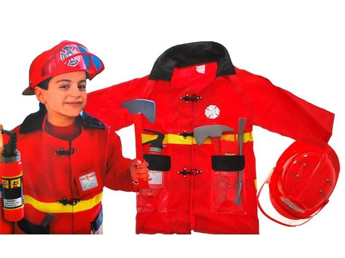 Výstroj malého požiarníka