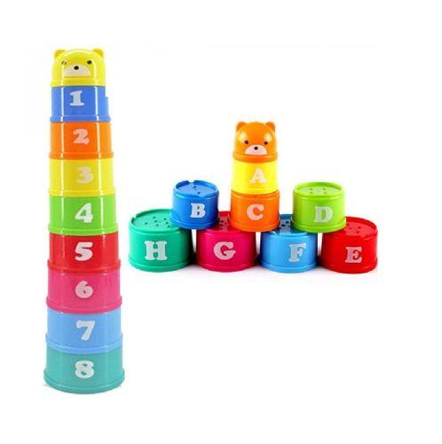 Zábavné náučné kocky pre deti